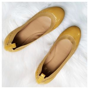 Banana Republic Patent Leather Ballet Flats